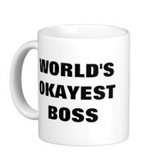 >>>Smart Deals for          World's Okayest Boss! Coffee Mug           World's Okayest Boss! Coffee Mug Yes I can say you are on right site we just collected best shopping store that haveThis Deals          World's Okayest Boss! Coffee Mug Review from Associated Store with this ...Cleck Hot Deals >>> http://www.zazzle.com/worlds_okayest_boss_coffee_mug-168481573395504217?rf=238627982471231924&zbar=1&tc=terrest