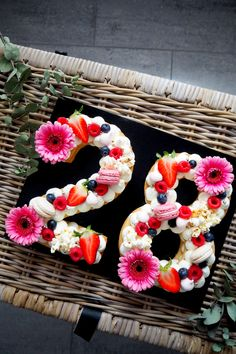 Ma recette parfaite et facile du Number Cake / Letter Cake ! My perfect and easy recipe for the Number Cake / Letter Cake! Birthday 60, 19th Birthday Cakes, Birthday Cupcakes, Baking Recipes Cupcakes, Homemade Cake Recipes, Easy Recipes, Easy Vanilla Cake Recipe, Chocolate Cake Recipe Easy, Food Cakes