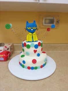 Pete The Cat I Love My White Shoes Book Birthday Party Ideas