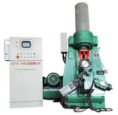 Why use automatic ring rolling machine?