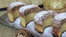 Croatian Recipes, Hungarian Recipes, Hungarian Food, Poppy Cake, Candy Cookies, Baking And Pastry, Holiday Baking, Banana Bread, Food And Drink