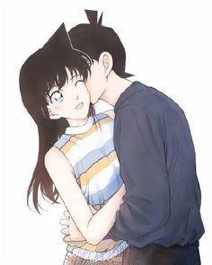 微博 Ran and Shinichi