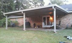 Aluminum Specialties Manufacturing, Inc Aluminum Patio Covers, Glass Room, Boat Covers, Backyard Ideas, Clay, Outdoor Decor, Home Decor, Baton Rouge, Clays
