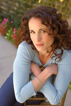 Andie MacDowell. This is why she made the VV Heroines list: http://voyage-vixens.com/2012/10/25/voyage-vixen-heroines-andie-macdowell-in-peru/