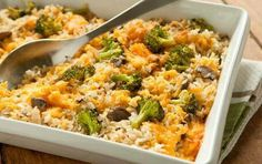 Broccoli chicken cassarole