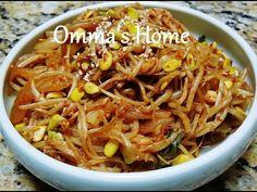 Recipe: Healthy Vegan Spicy Stir Fried Soybean Sprouts aka Kongnamul Bokkeum (콩나물볶음) - YouTube