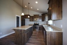 Graham Floorplan | Utah Houses Floorplans | EDGE Homes-11 x 13 kitchen. 11 is wall with window