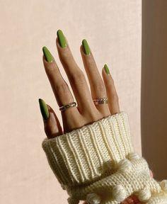 Cute Acrylic Nails, Acrylic Nail Designs, Nail Art Designs, Fire Nails, Minimalist Nails, Pretty Nail Designs, Garra, Dream Nails, Nail Envy