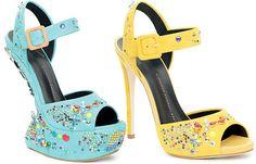 J'adore Fashion: Giuseppe Zanotti Spring 2012 Collection