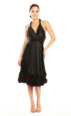 Switch up dresses