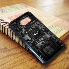 Apple Circuit Samsung Galaxy S7 Case