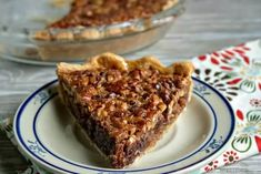 Everyone will love this Chocolate Pecan Pie that is so yummy with all the chocolate chips! Chocolate pecan pie recipe is easy to make. It's sure to impress. Chocolate Chip Pecan Pie, Chocolate Chips, Best Pecan Pie Recipe, Pie Recipes, Holiday Recipes, Sweets, Baking, Breakfast, Easy