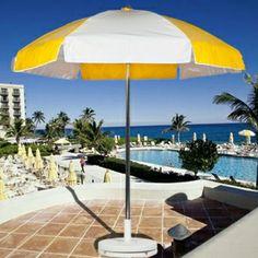 ★★★ On Sale ft Loch Arbour Vinyl Commercial Umbrella!