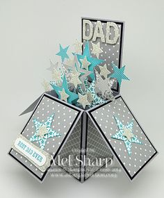 Simply Stars Card In A Box