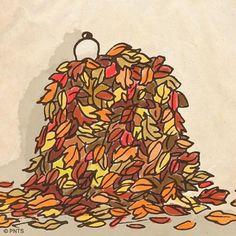 Fall naps.