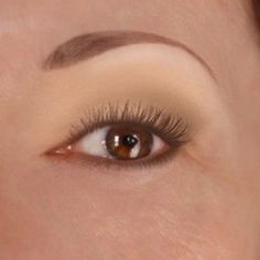 Makeup for the mature eye - step by step makeup tutorial