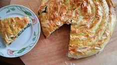 Börek med fetaost og spinat (børek) #boerek #tyrkia #turkey #turkish #middleeast #midtoesten #feta #spinach #vegetarian #filo