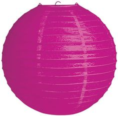 Party Souq - Raspberry Pink Paper Lantern|1 pc, $ 15.72