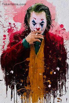 Joaquin phoenix - Joker Splash Art by Mayank Kumarr. Joker Comic, Joker Film, Joker Batman, Joker Dc Comics, Phoenix Wallpaper, Joker Iphone Wallpaper, Joker Wallpapers, Iphone Wallpapers, Iphone Backgrounds