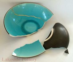 What is Kintsugi Art, How is it Kintsukuroi Made and Where to Purchase