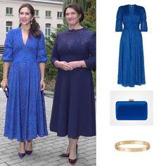 Crown Princess Mary, Bridesmaid Dresses, Wedding Dresses, Royal Fashion, New Look, 30 September, Lithuania, Concert, Denmark
