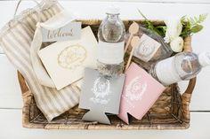 Kara Anne Paper / Wedding Weekend GIft Basket
