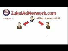 Zukul Ad Network Compensation Plan step by step