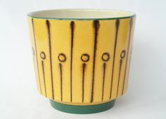 XL Early sixties West German planter midcentury modern by Coollect, €19.99