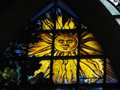Early Stained Glass, Christ Church | Flickr - Photo Sharing!