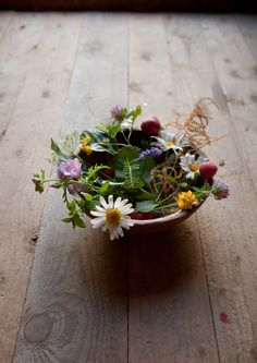 wildflowers for the herbaltea.