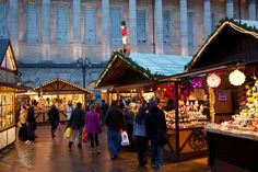 christmas market indoor - Google Search