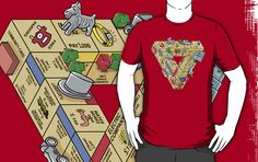 The Impossible Board Game t-shirt  http://www.redbubble.com/people/zomboy/works/7808829-the-impossible-board-game?body_color=red=t-shirt_location=front=medium=mens