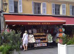 Magasins - L'Ensoleillade Boutique Opéra Nice 06300 1 rue St François de Paule 04 93 85 14 86