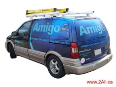 Van Ladder Racks, Van Shelving, Van Partitions - 2All.Ca Free Online Business Classifieds http://www.AmericanWorkVan.com