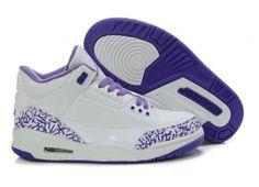 Air Jordan 3 Womens -- Purple Cement http://www.jordansshoesshop.org/air-jordan-3-womens/