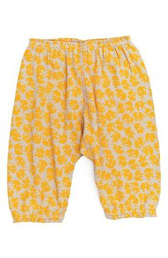 Peek 'Happy' Supima® Cotton Pants (Baby Girls) available at #Nordstrom