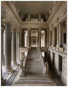 19TH CENTURY, Eclecticism, Belgium - Palais de Justic( 1866-1883), Brussels by Joseph Poelaert