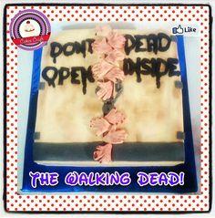 The Walking Dead! CAKE/ CID - 514 #tortatematica #barranquilla #cakestagram #uniautonoma #uniatlantico #uninorte #unilibre #unimetro  #hbd #cumpleaños #CakescraftKeados #cakeboss #cupcakewar #cakescraftbq #airsoft #halamadrid #jamesrodriguez10 #collagecostacaribe #enchufetv #desafio2016 #canalcaracol #zombies #thewalkingdead #fox #letourdefrance2014 #latroja #darryl #rickgrimmes #twd #amc