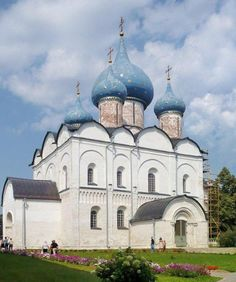 Church of the nativity of Christ - Suzdal, Russia