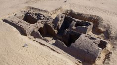 Ancient Egyptian tomb uncovered - Found at the site of Abydos, the tomb was created for a scribe named Horemheb.