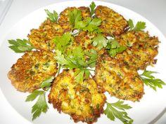 Zucchini Cutlets   Greek Food