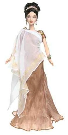 Dolls of the World - The Princess Collection: Princess of Ancient Greece Barbie