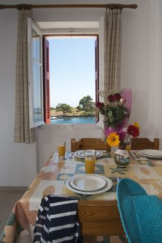 Elena Apartment with Sea View - Wi-Fi Sleeps 4 people For more info & pictures visit http://paxossunandsea.com/elena-apartment-gaios/