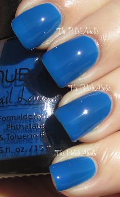 Nubar Blueberry- from the new Jellybeans collex- reminds me a lot of OPI Dating a Royal