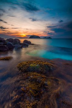 Pulau Redang, Terengganu, Malaysia Perhaps to start from here.
