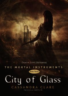 TMI City of Glass fan made cover