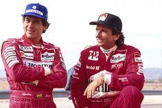 Senna and Emmo
