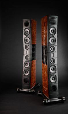 Raidho Acoustics D-5.1 Loudspeakers to Debut at 2016 International HiFi Show Melbourne