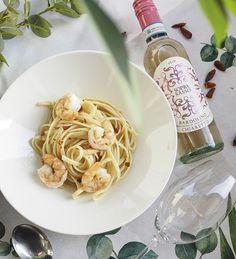 Helpot latva-artisokka-tryffelirosotto ja chili-jättirapulinguine viinivinkkeineen