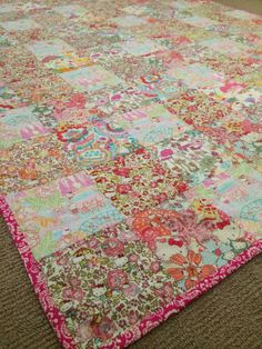 Hello Kitty Liberty Quilt